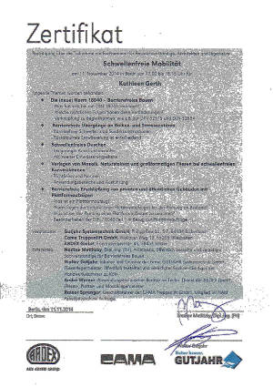 Zertifikat Schwellenfreie Mobilität137 Kopie